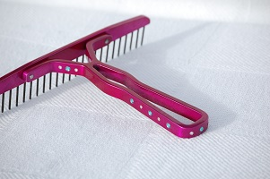 simple bling comb regular handle only
